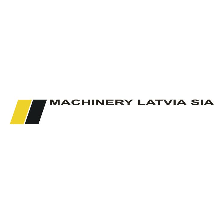 free vector Machinery latvia