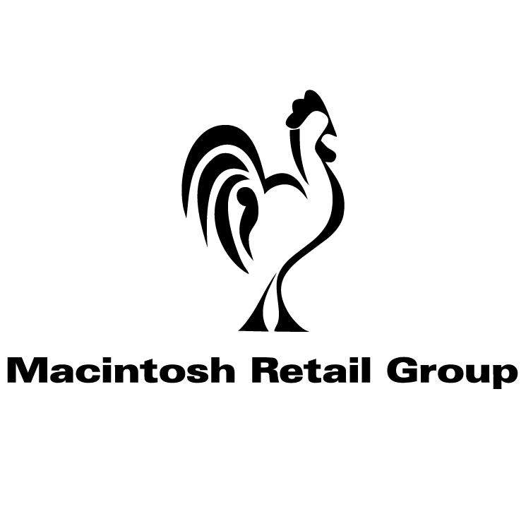 free vector Macintosh retail group
