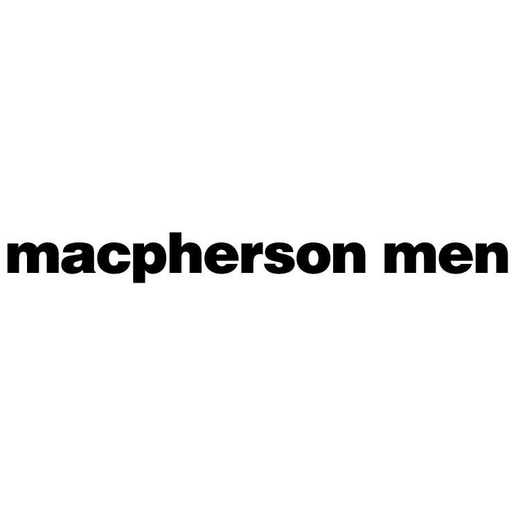 free vector Macpherson men