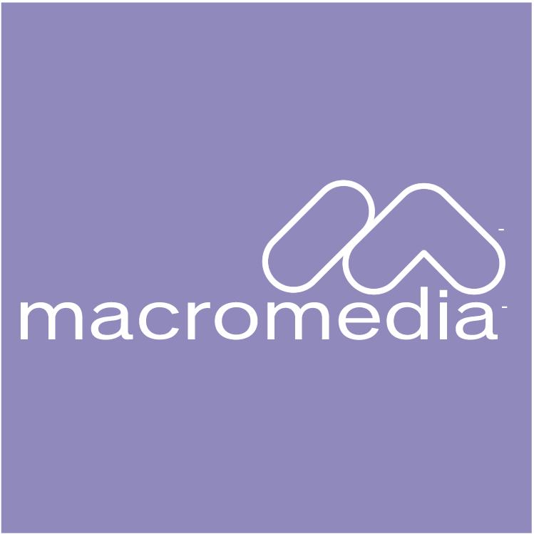 free vector Macromedia 3
