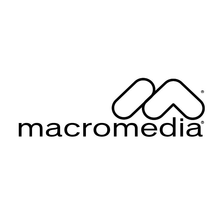 free vector Macromedia 4