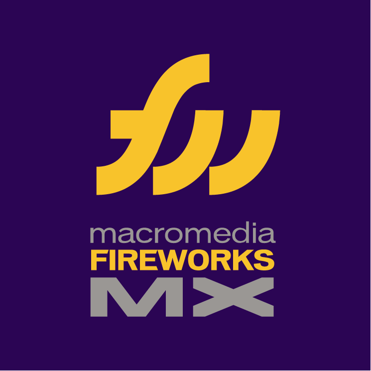 free vector Macromedia fireworks mx