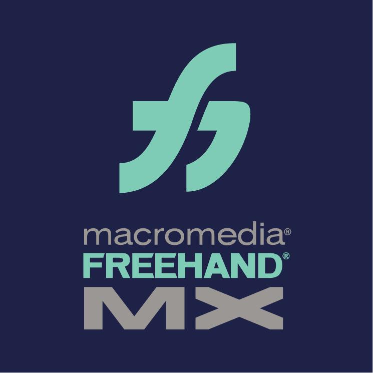 free vector Macromedia freehand mx