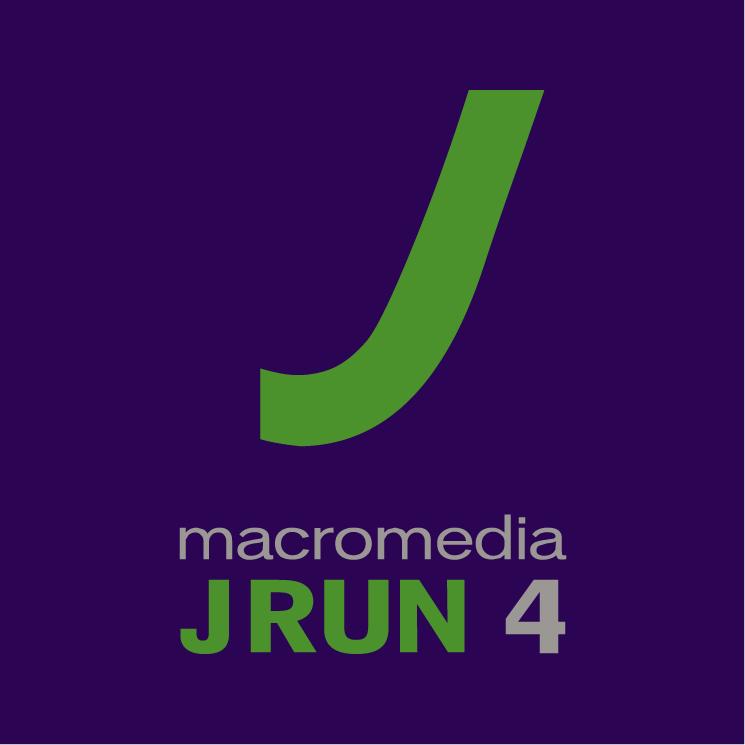 free vector Macromedia jrun 4