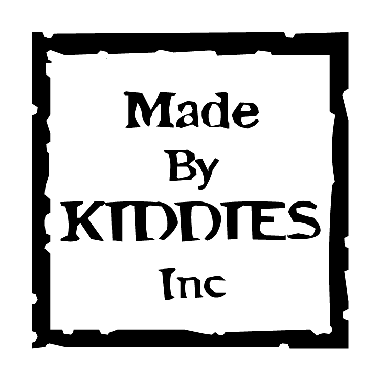 free vector Made by kiddies