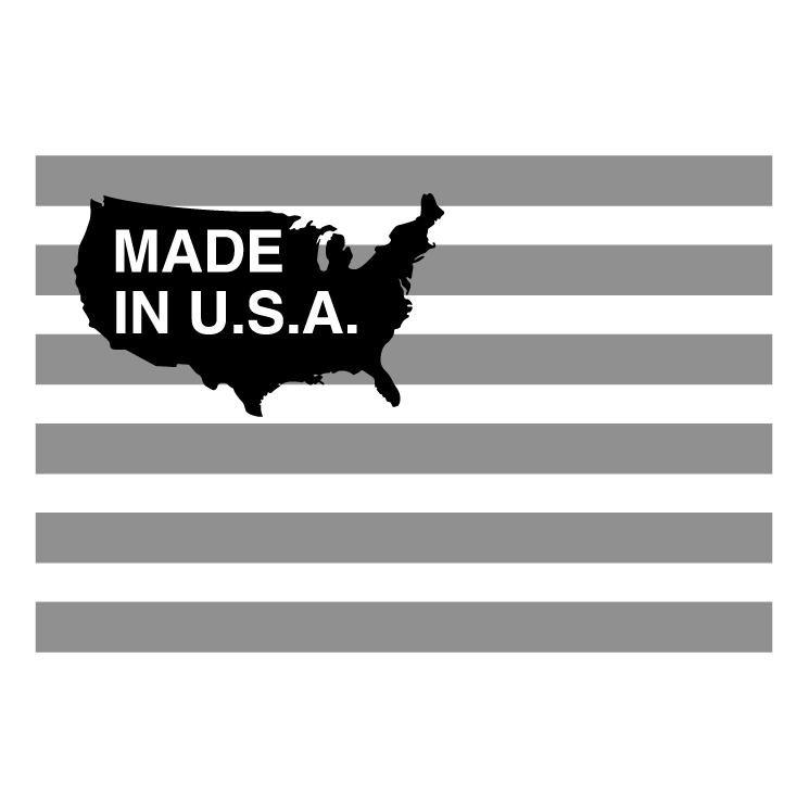 free vector Made in usa 0
