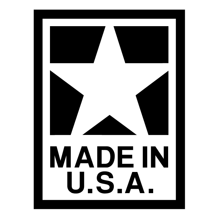 free vector Made in usa 2