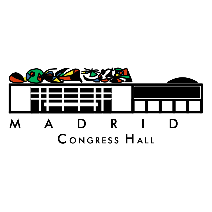 free vector Madrid congress hall