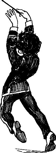 free vector Maestro Ponting clip art