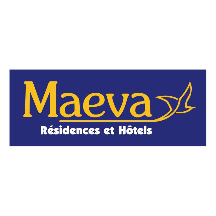 free vector Maeva residences et hotels
