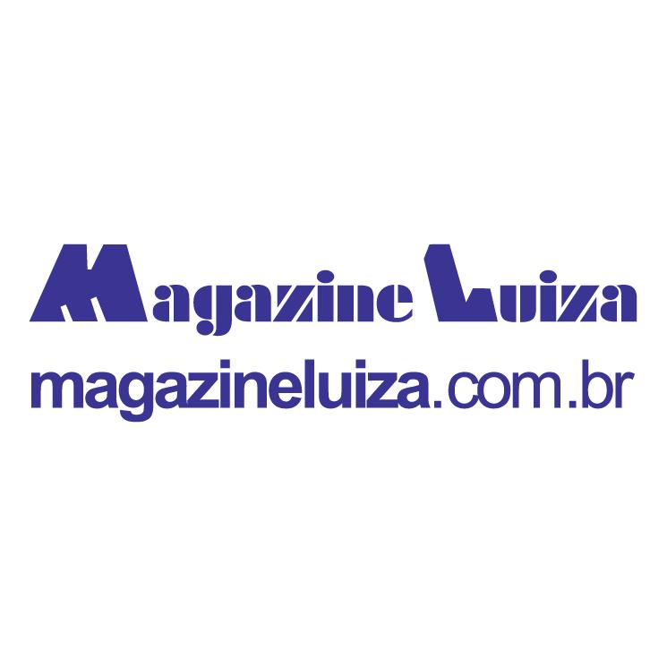 free vector Magazine luiza