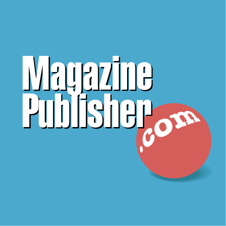 free vector Magazine publisher
