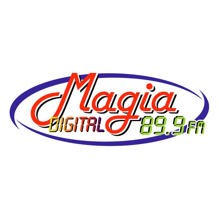 free vector Magia digital