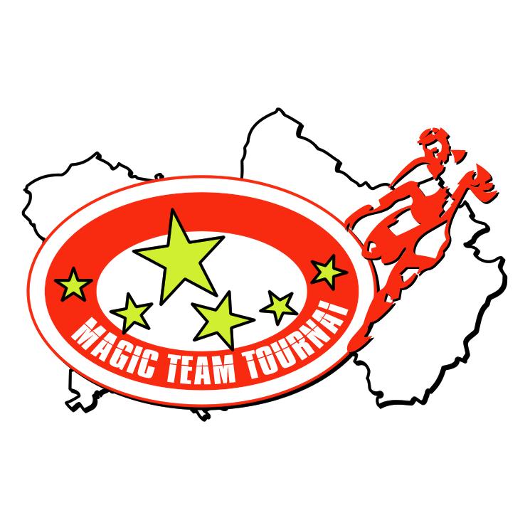 free vector Magic team tournai