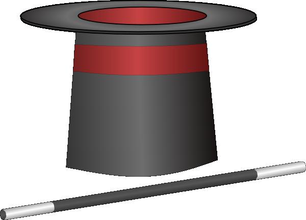 free vector Magic Top Hat Jh clip art