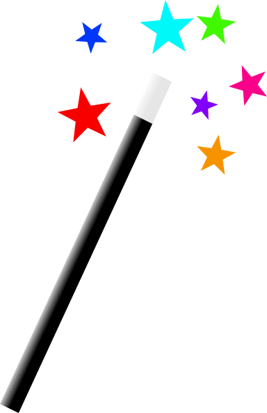 magic wand clip art free vector 4vector