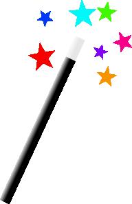 free vector Magic Wand clip art