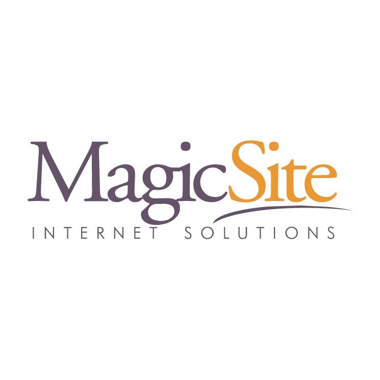 free vector Magicsite