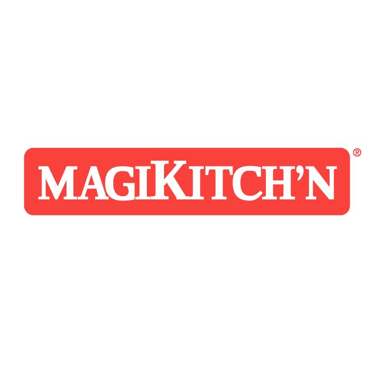 free vector Magikitchn
