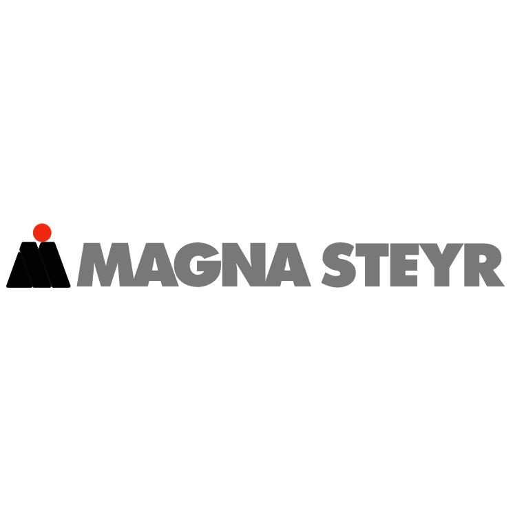 free vector Magna steyr
