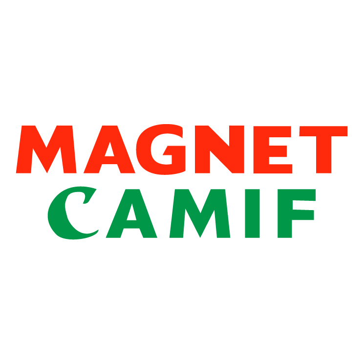 free vector Magnet camif