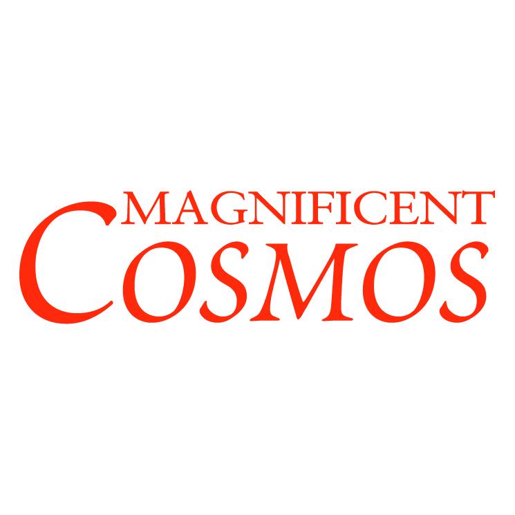 free vector Magnificent cosmos
