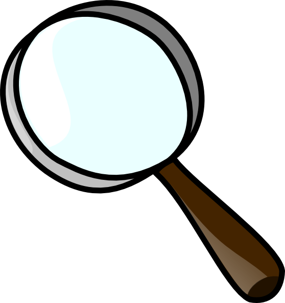 free vector Magnifier clip art