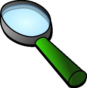 free vector Magnifier Glass clip art