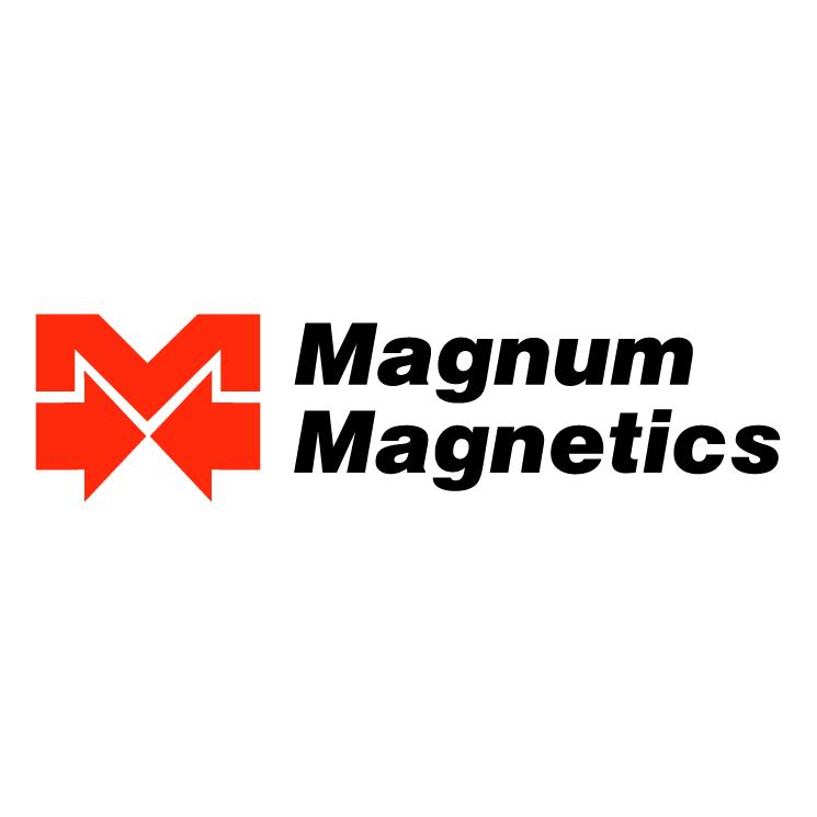 free vector Magnum magnetics