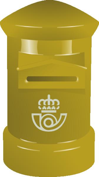 free vector Mail Box clip art