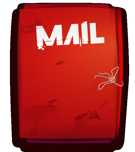 free vector Mail Folder clip art