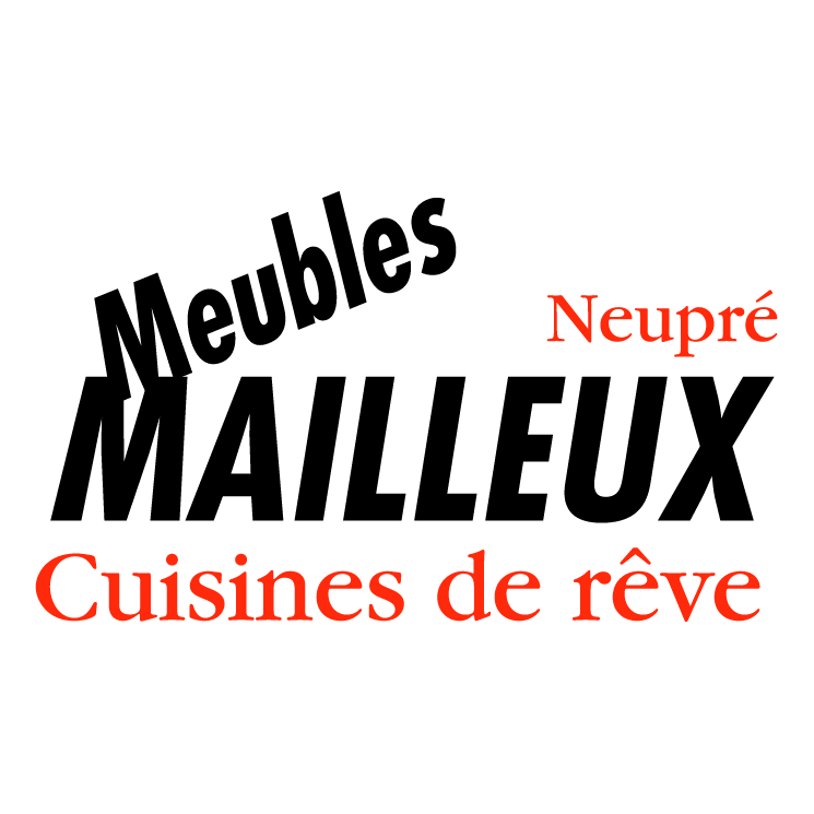 Mailleux meubles Free Vector / 4Vector on