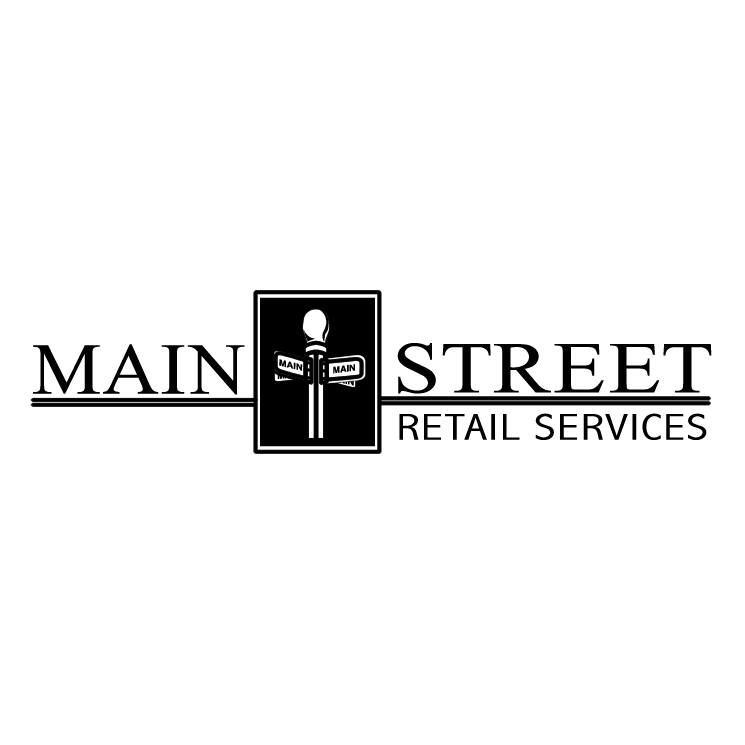 free vector Main street