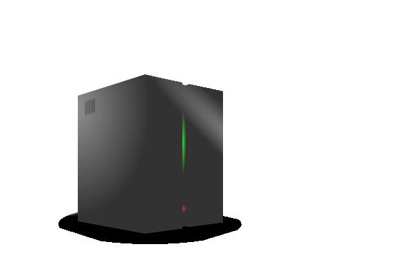 free vector Mainframe clip art