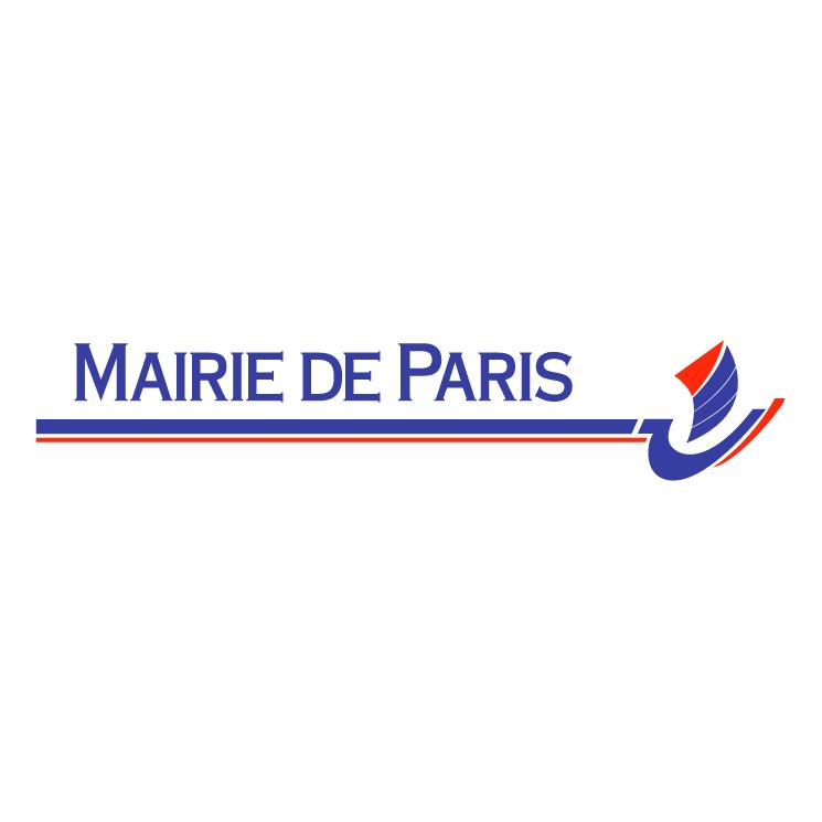 free vector Mairie de paris 0