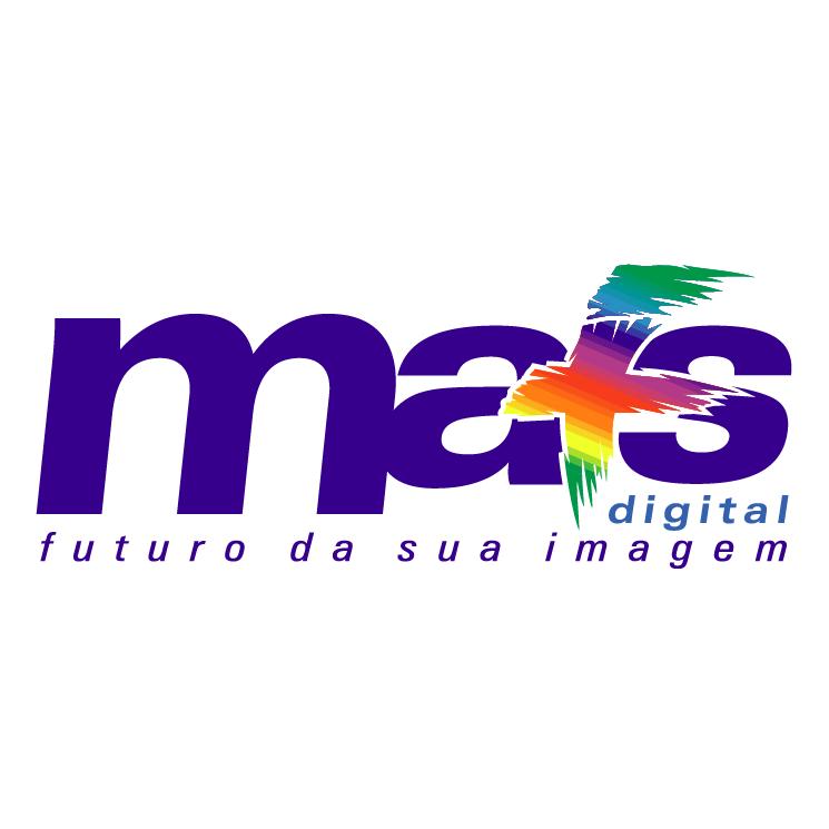 free vector Mais digital