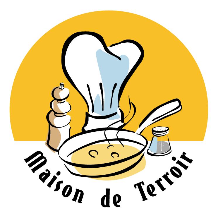 free vector Maison de terroir