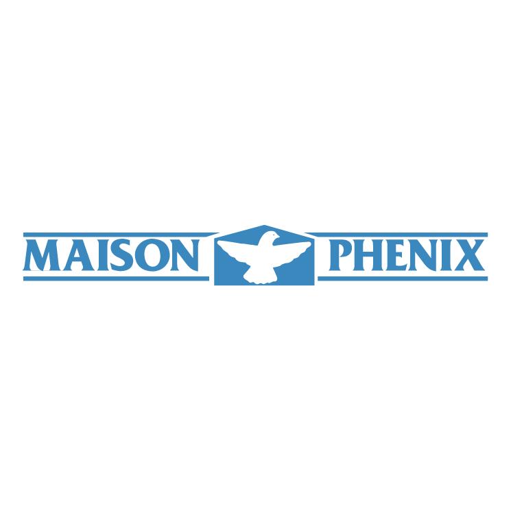 free vector Maison phenix