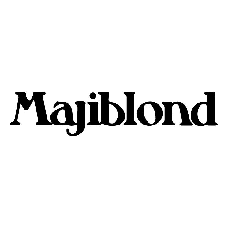 free vector Majiblond