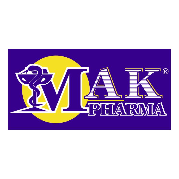 free vector Mak pharma