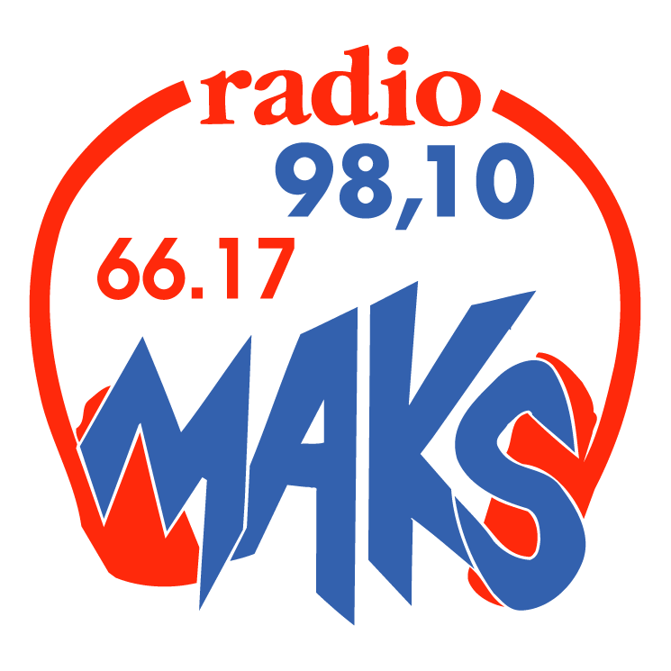 free vector Maks radio
