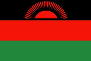 free vector Malawi Flag clip art