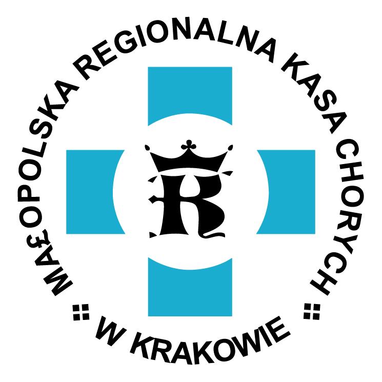 free vector Malopolska regionalna kasa chorych