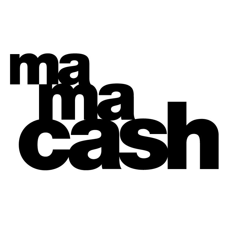 free vector Mama cash