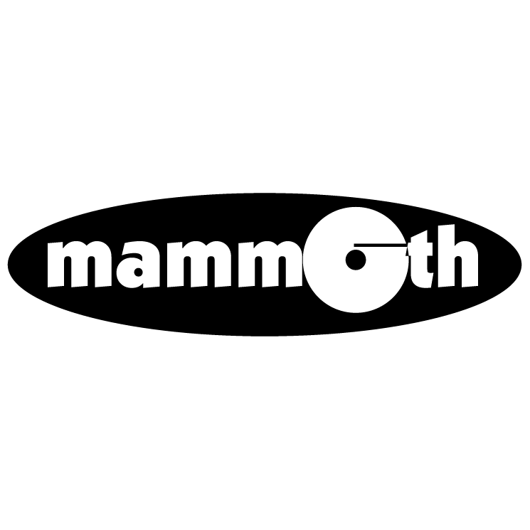 free vector Mammoth records