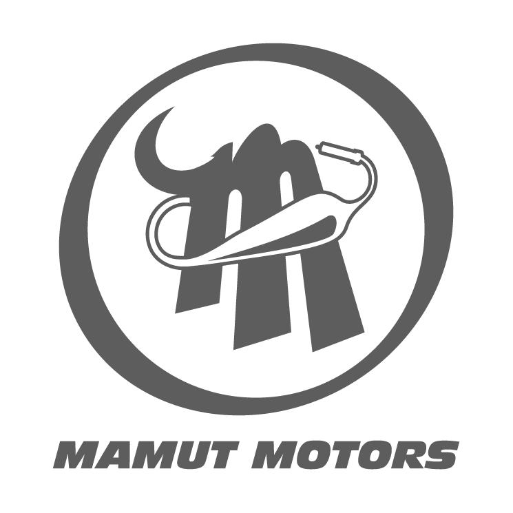 free vector Mamut motors