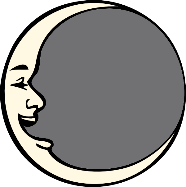 man in the moon clip art free vector 4vector rh 4vector com free sun clipart for kids free moon clipart black and white