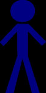 free vector Man Men Stick Figure clip art 121312