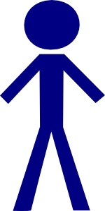 free vector Man Men Stick Figure clip art