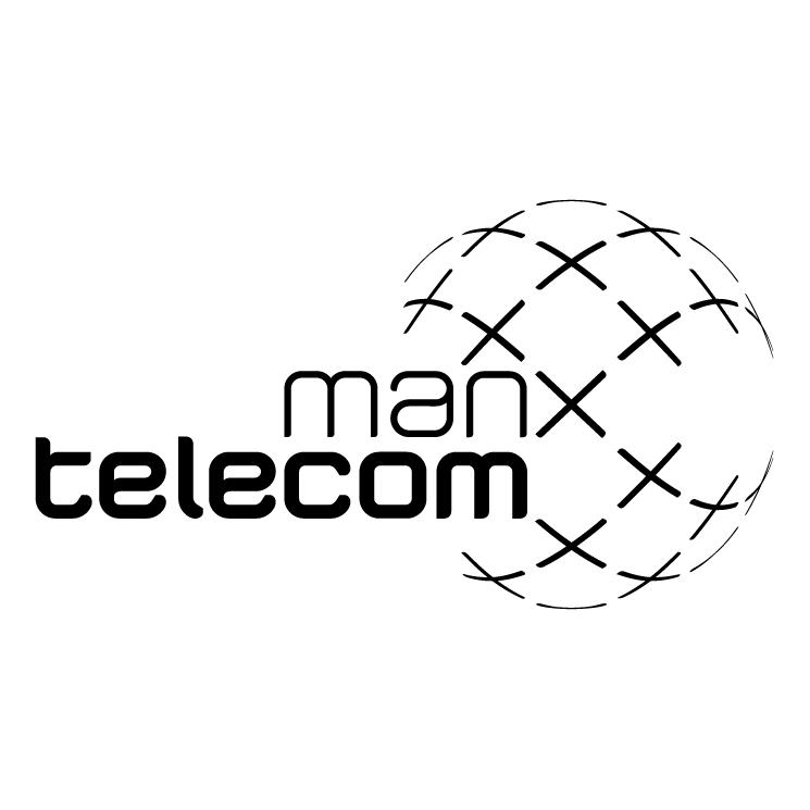 free vector Man telecom